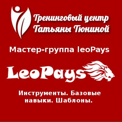 Мастер-группа по инструментам Leopays